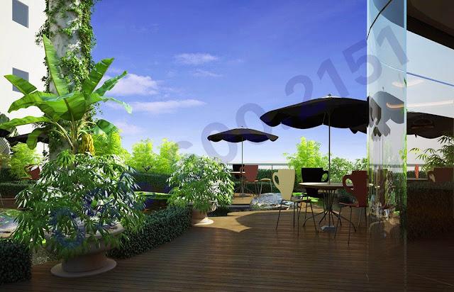 Tiện ích đẳng cấp tại dự án căn hộ chung cư 99 Trần Bình.