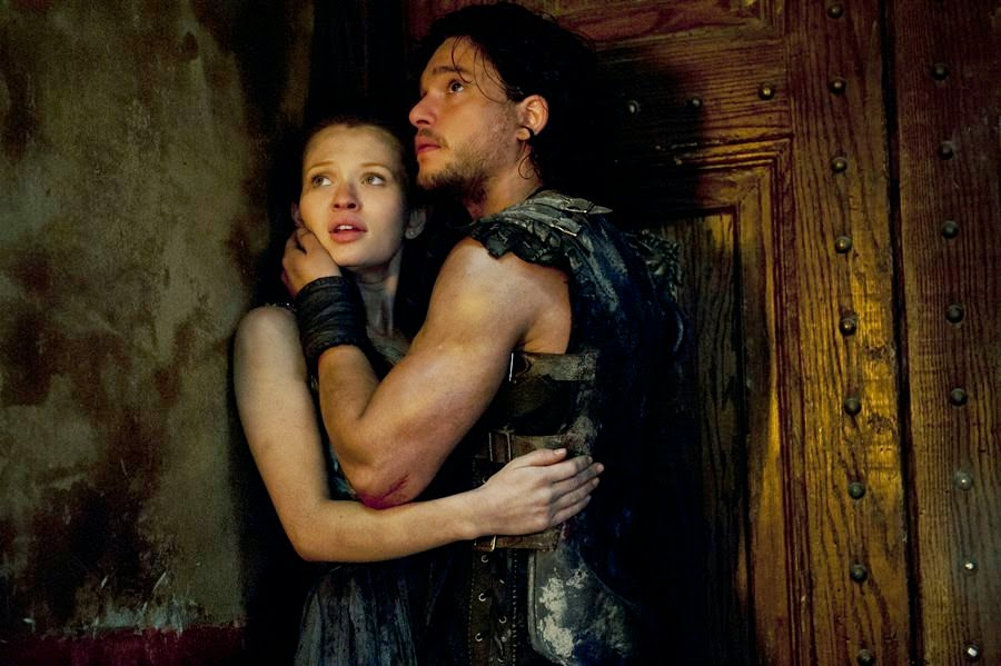 pompeii emily browning kit harington