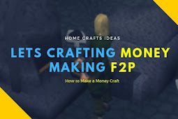 Lets Crafting Money Making F2P