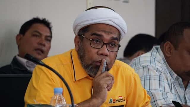 Ngabalin Duri dalam Daging Jokowi-Ma'ruf