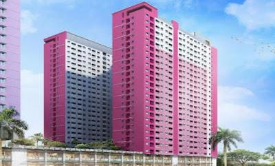Green Pramuka City Tower Nerine