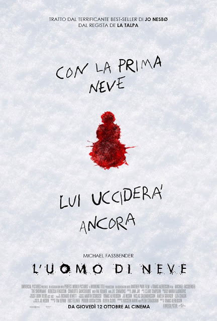 L'Uomo Di Neve Poster Film