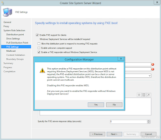 Gerry Hampson Device Management: ConfigMgr - PXE without WDS