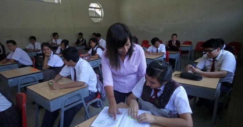 MINEDU: En 2018 se reforzará jornada completa en colegios publicos - www.minedu.gob.pe