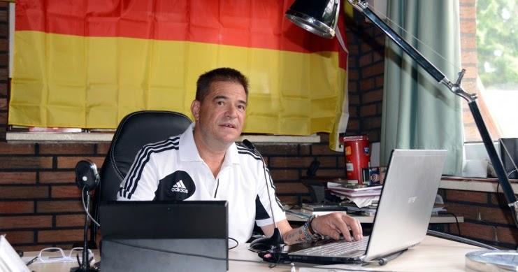 FOOTBALL RAPSODY: MARIO REIG, NUEVO ENTRENADOR DEL DIRIANGEN CF