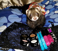 thief ferret loves makeup haul NYX concealer for dark undereye circles