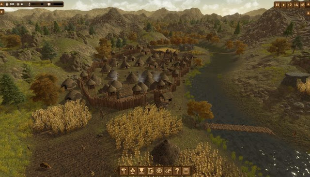 Command a settlement of ancient humans, guide them through the ages in their struggle for survival. Hunt, gather, craft tools, fight, research ne….