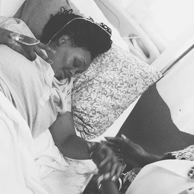 Celebrity Photographer- Joe Makini Shares The Last Photos Of His Wife Before She Passed Away!