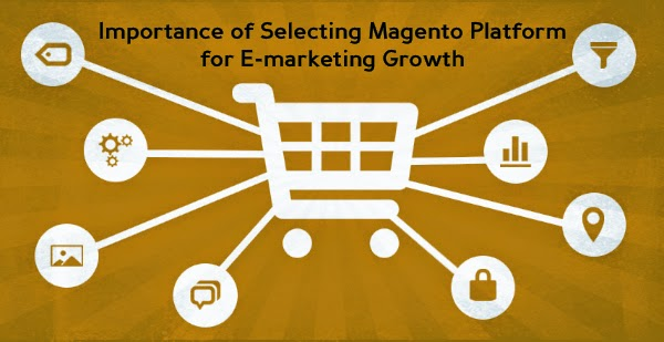 Importance of Selecting Magento Platform for E-marketing Growth