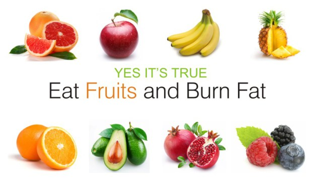 3 Best Fruits Burns Fat