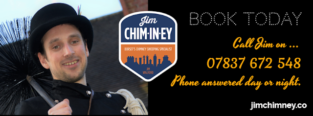 Chimney sweep dorset poole bournemouth Jim chimney - jim chim-in-ey - jim chiminey