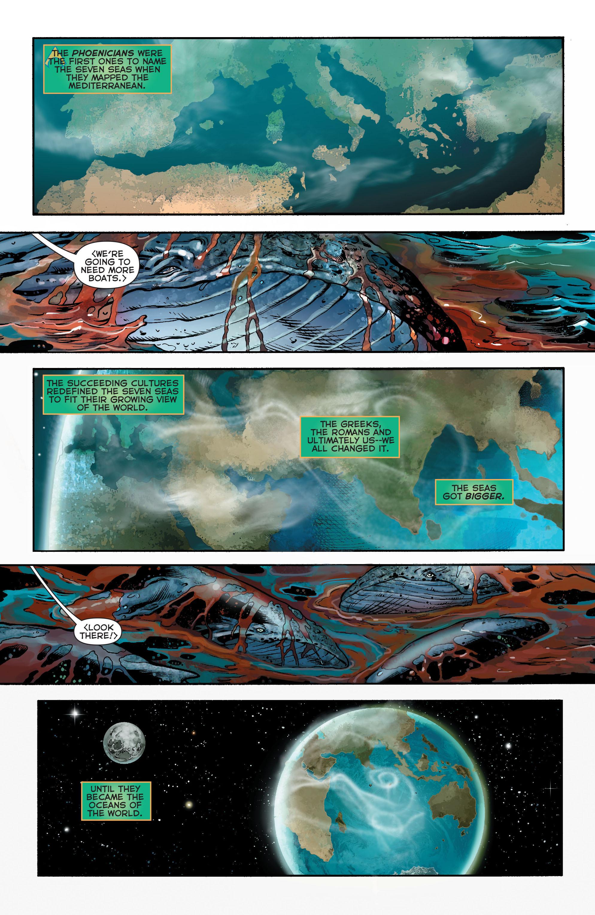 Read online Aquaman (2011) comic -  Issue #17 - 2