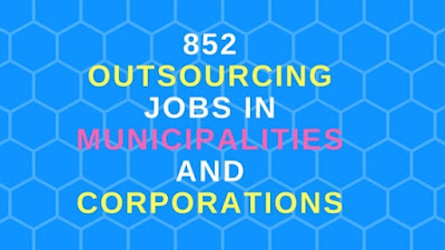 852 Outsourcing jobs recruitment