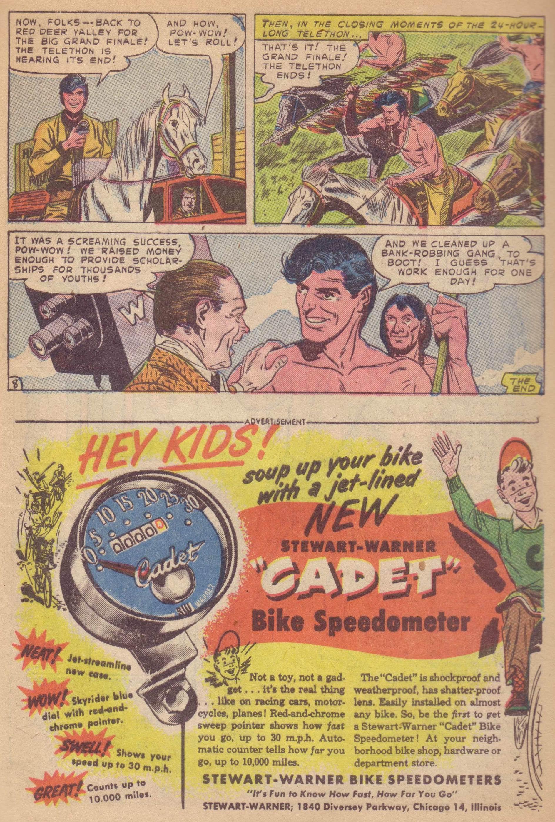 Read online Detective Comics (1937) comic -  Issue #197 - 41