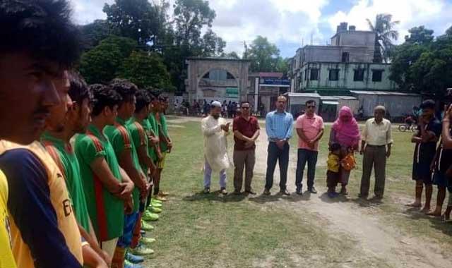 বকশীগঞ্জে গ্রীস্মকালীন ক্রীড়া প্রতিযোগিতা উদ্বোধন