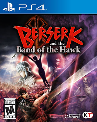 Berserk and the Band of the Hawk Game Cover