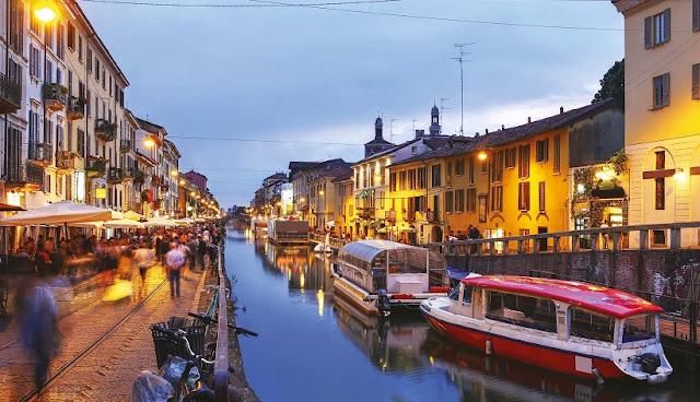 Bares em Milão