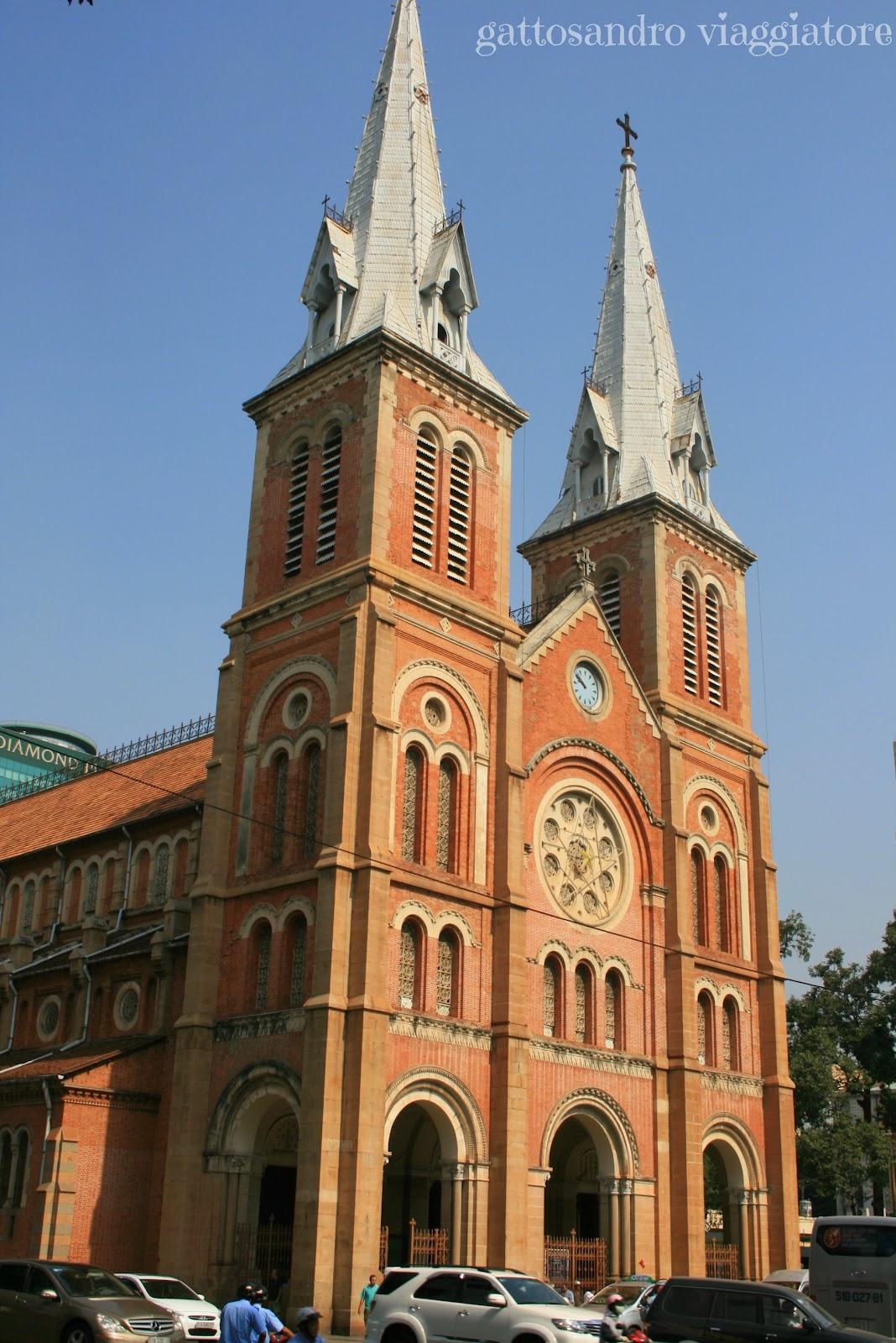 Cattedrale di Notre-Dame Saigon