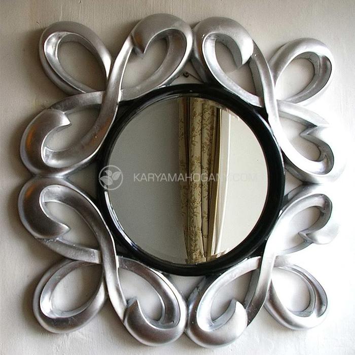 Cermin Hias Mewah | Pigura Ukir Jepara