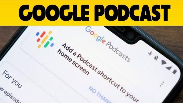 Você sabe o que é podcast?Conheça o app do Google!