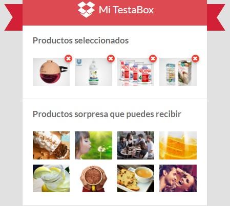 TestaBox enero 2017: mi selección