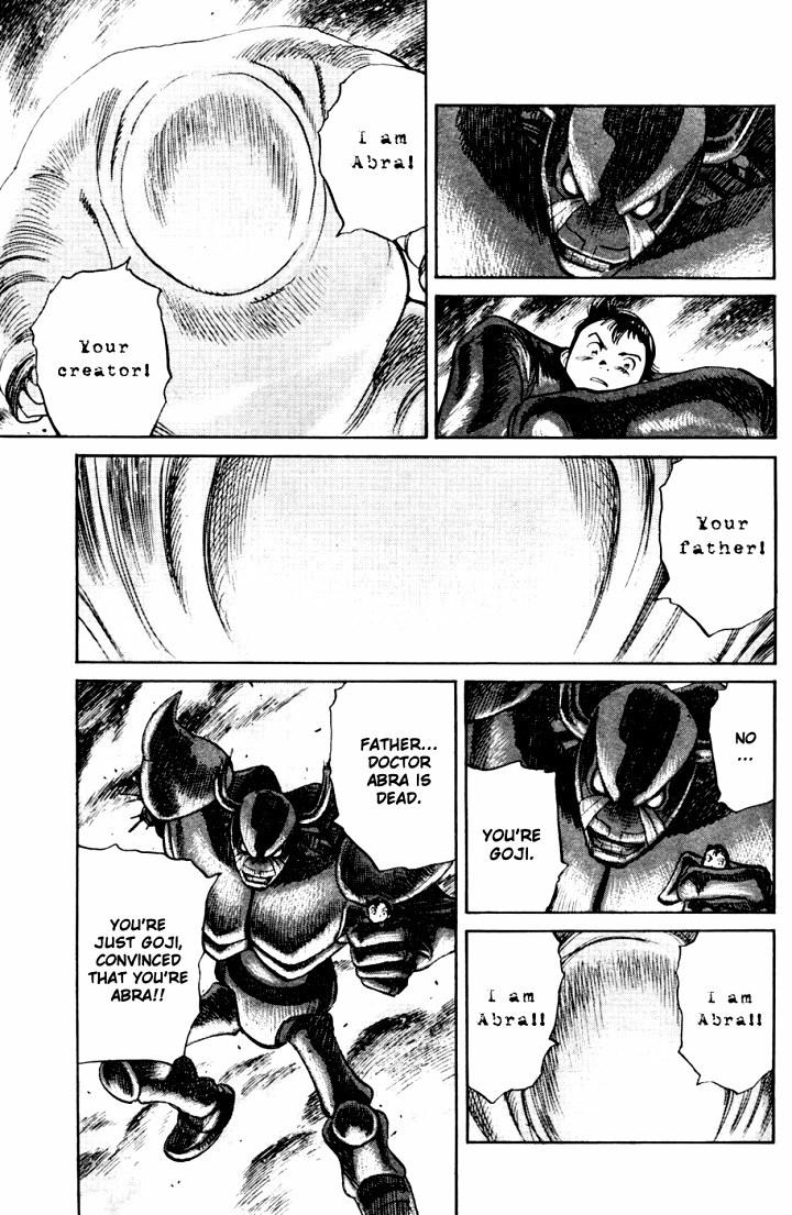 Page 4, Act 65: World's Strongest Robot from Naoki Urasawa's Pluto Volume 8