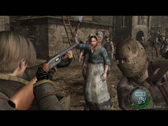 resident%2Bevil%2B4%2B1 - Resident Evil 4 (NTSC - PS2)