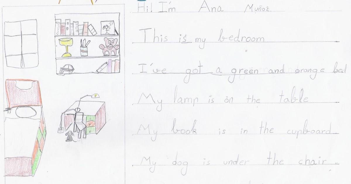 WE LOVE ENGLISH CEIPABENCERRAJES: MY BEDROOM