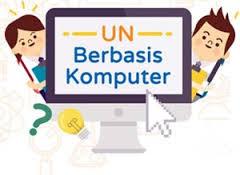 yakni sistem pelaksanaan ujian nasional dengan memakai komputer sebagai media ujiann Materi Sekolah |  Ujian Nasional Berbasis Komputer (UNBK)