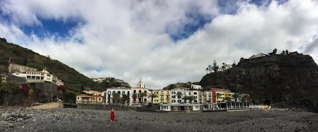 Ponta Do Sol overview, Madeira