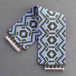 купить браслет в этническом стиле широкий браслет на лето фото цена симферополь