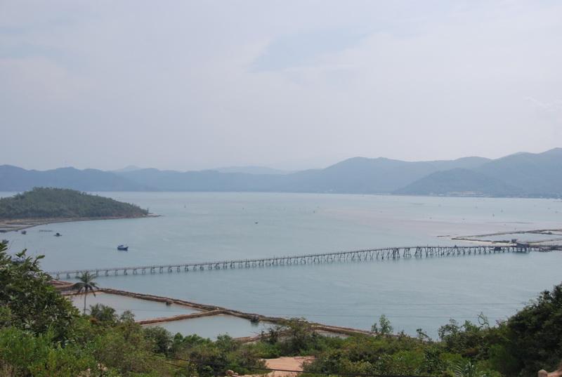 Thắng cảnh Đầm Ô Loan ở Phú Yên