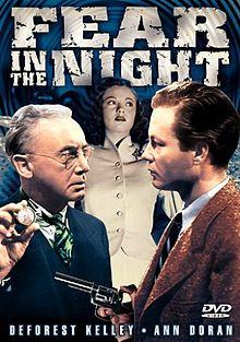 Public domain film noir: Fear in the Night (1947) | stills