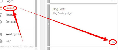 Fix Blogger Number of Posts on Main Page Error
