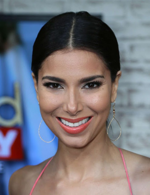 Roselyn Sanchez – Visits 'Hollywood Today Live'