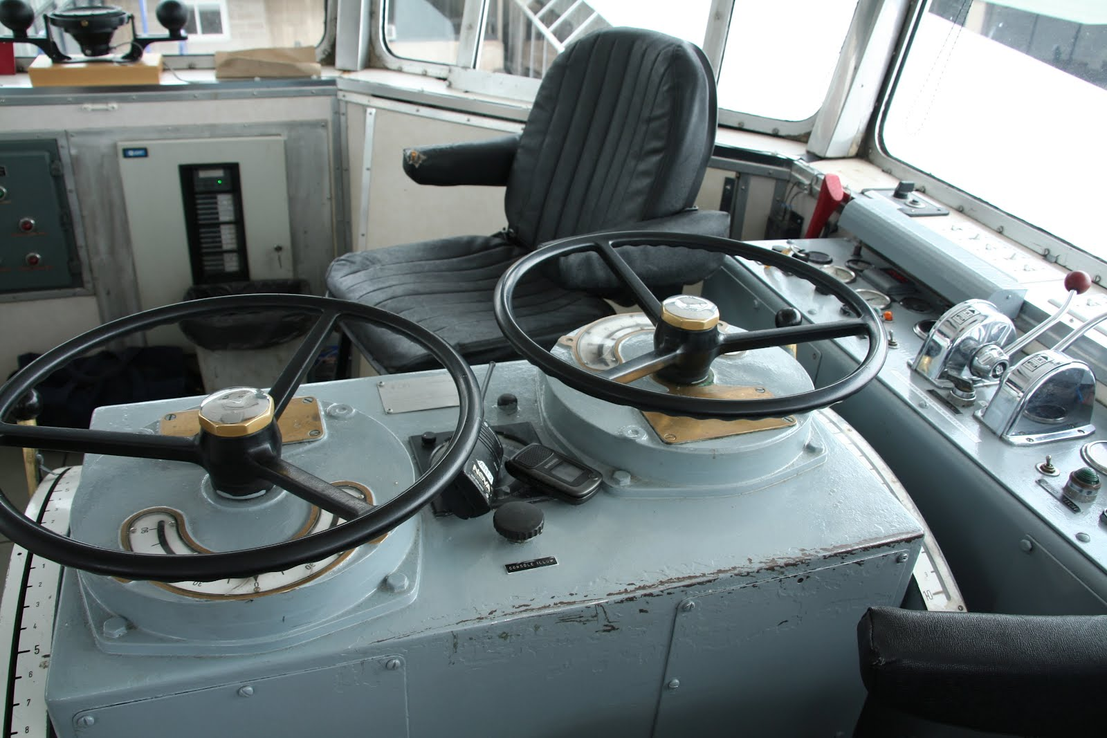 A View From The Wheel House | Halifax Shipping News ca