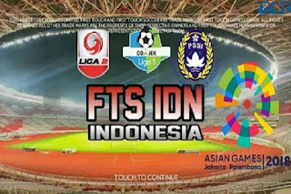 FTS IDN Indonesian Edition Mod Asian Games 2018
