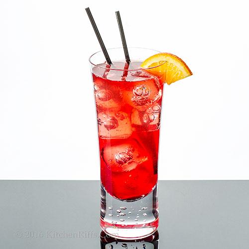 The Rum Shrub Cocktail
