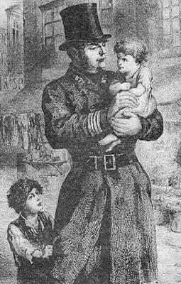 Полицейский подразделения Роберта Пиля