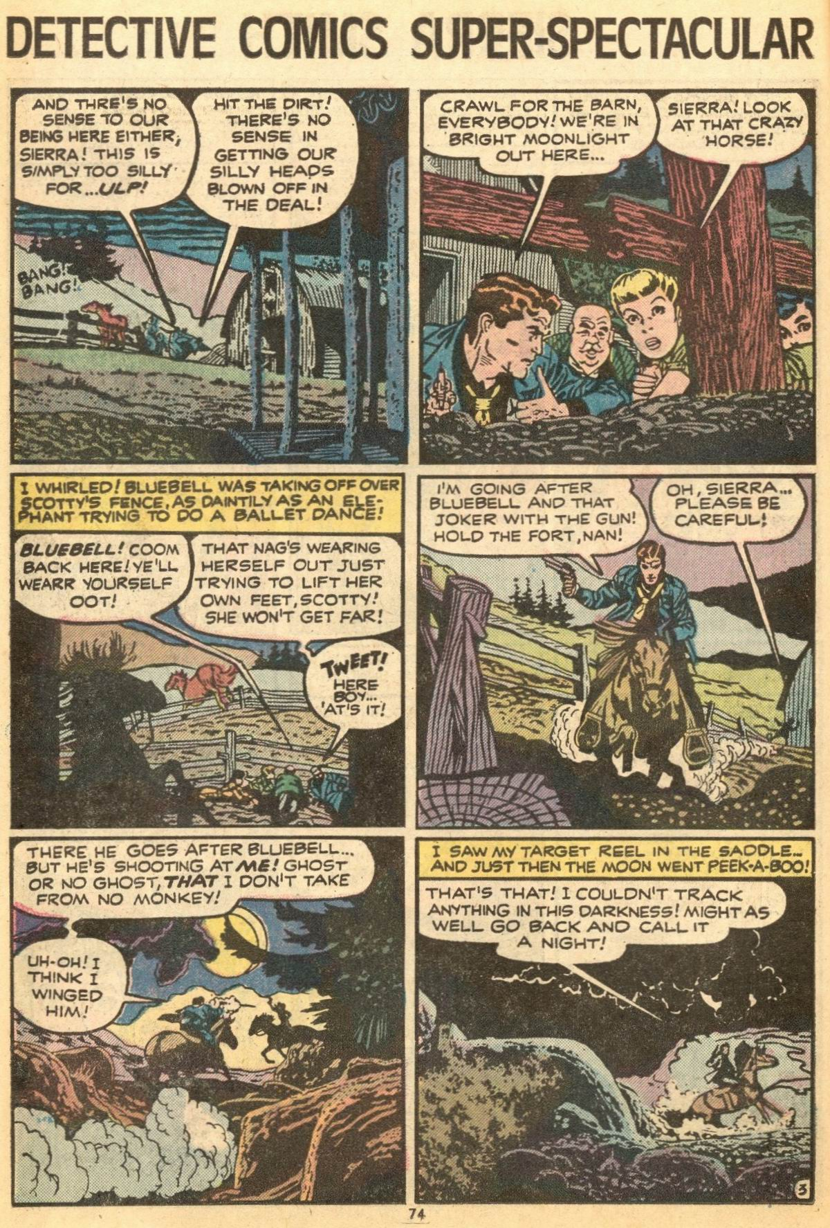 Detective Comics (1937) 444 Page 73