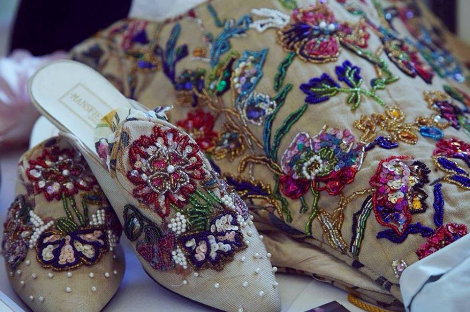 Bristol Vintage Wedding Fair: L K BESPOKE BRIDAL