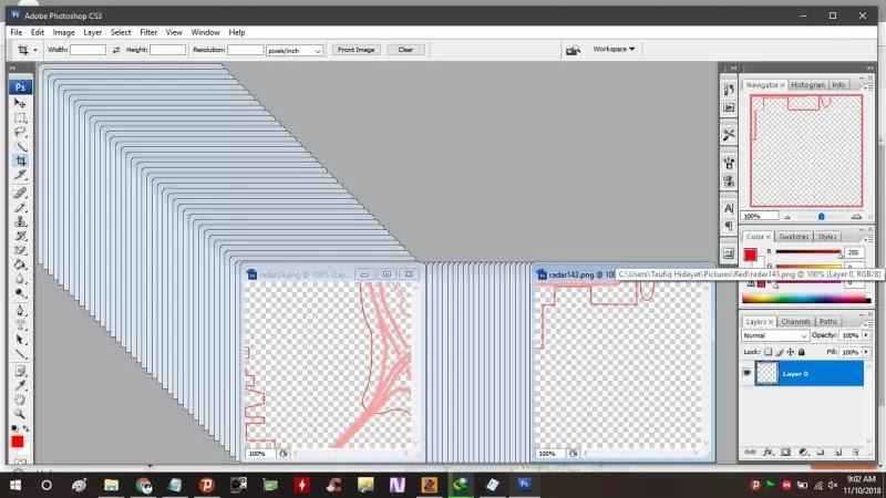 Cara Mengedit Banyak Gambar Sekaligus Di Photoshop Windows