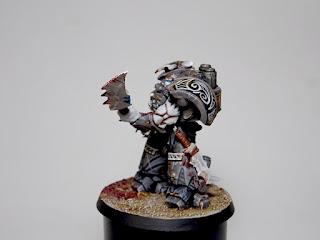 centurion d'assaut Carcharodons