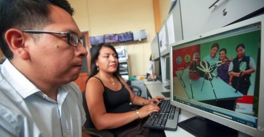 Docentes de Chiclayo participarán de sistema de capacitación virtual