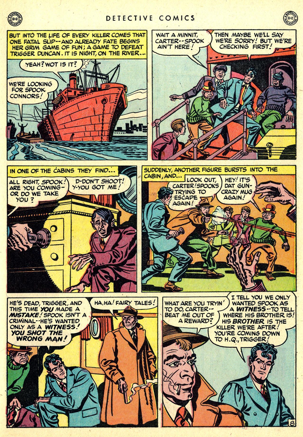 Read online Detective Comics (1937) comic -  Issue #133 - 45