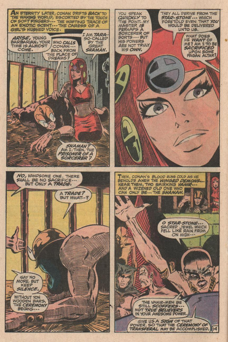 Conan the Barbarian (1970) Issue #1 #13 - English 15