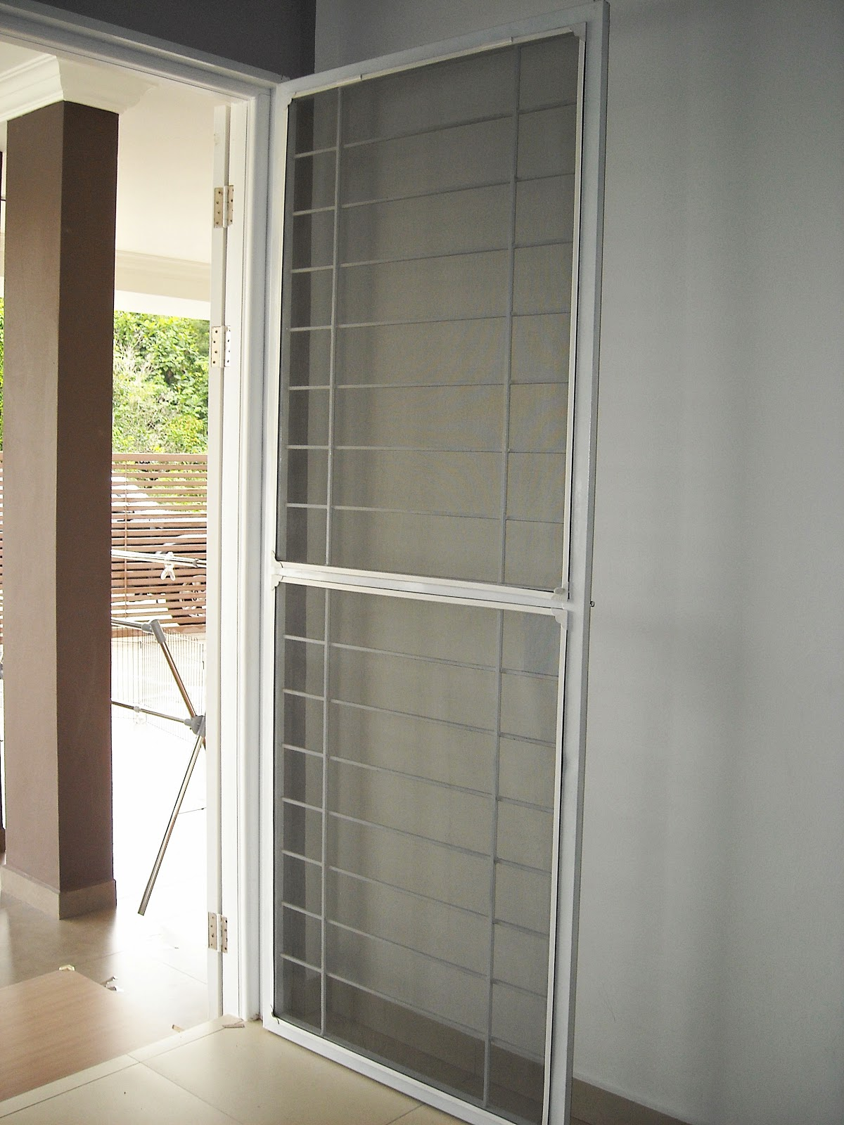 Magnetic Protective Screen Magnetic Mosquito Net In Miri