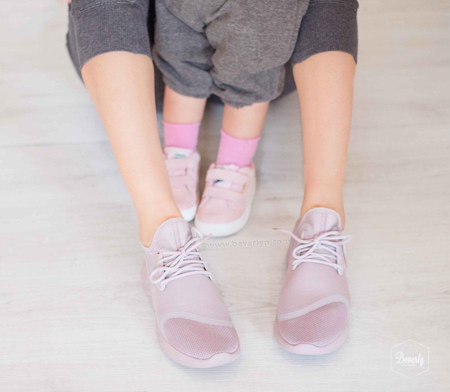 Zapatillas Reebok mama e hija