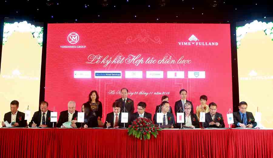 Đối tác phát triển dự án chung cư Bel Air Hà Nội