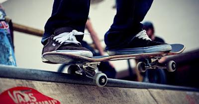 Memilih Sepatu Skateboard